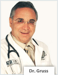 [Picture: Dr William S. Gruss MD]