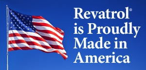 Revatrol is proudly made in America